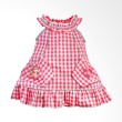 Torio Little Cat Flutter Dress