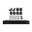 Paket CCTV Nathans 8 Channel 850TVL + HDD 1TB