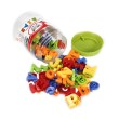 First Classroom Magnetic Letters Numbers HM1151A Multicolor Mainan Anak [78 Pcs]