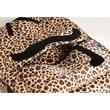 Troos Bag Fashion Korean Style Leopard Mustache A020 Tas Ransel