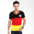 Urban Connexion Germany Black Red Yellow T-Shirt