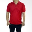 VM Polos Merah Kaos Polo Shirt