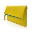 VONA Pitta Clutch - Yellow
